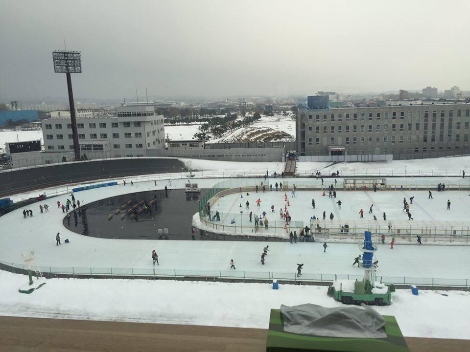 函館スケートリンク